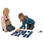 ErgoPic® Kartenhalter 24er-Set, blau |