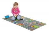 Straßen-Spielteppich