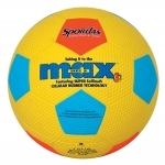 Super SofTouch Fußball 5, (Max-Ball 23 cm ?) |