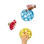 RubberFlex GrabBalls 10 cm, 6er-Set |