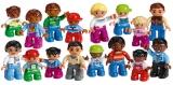 LEGO DUPLO Leute aus aller Welt