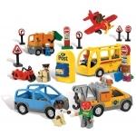 LEGO DUPLO Transport und Verkehr  