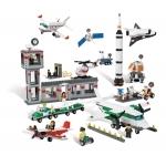 LEGO Weltraum und Flughafen Set |