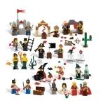 LEGO Märchen und Historische Figuren Set |