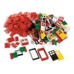 LEGO Türen, Fenster und Dachsteine |