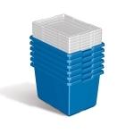 LEGO Aufbewahrungsboxen (6er Set) |