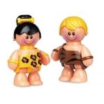TOLO Cave Boy & Girl (Brown Box) |