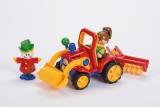 TOLO First Friends Traktor Set