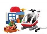LEGO DUPLO Rettungshubschrauber
