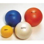 Softplay-Handball, gelb (polybag) |