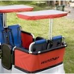 Sonnenschutz für 2 Sitzplätze für 8900801 + 8900802  
