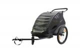 Winther® Marlin Fahrradanhänger Für 1-2 Kinder