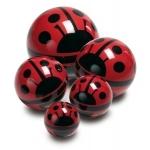 "Punktball 9"" 23 cm, farblich sortiert VE/LZ |"