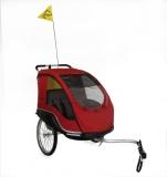 Dolphin New Edition-rot, inkl. Weber-Kupplung und Buggyrad