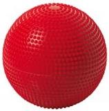 Touchball 9 cm, rot